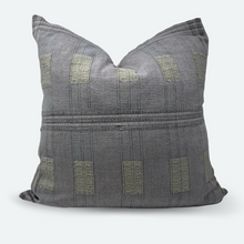 Load image into Gallery viewer, 20x20 Pillow Cover - Grey Naga No.1