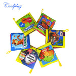 Books Rustle Sound Stroller Rattle