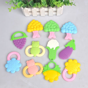 Safety Silicone Teether