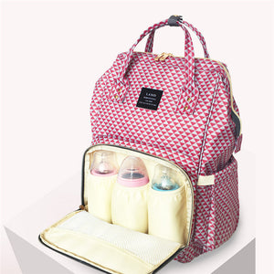 Diaper Bag Large Capacity For Wheelchairs