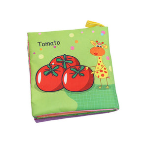 Fruit Style Unfolding Activity Book