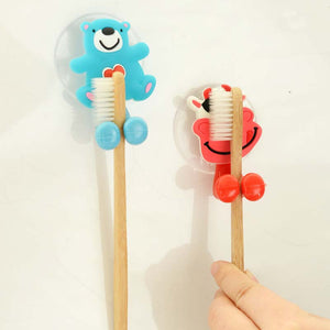 Toothbrush Holder  Suction Hook