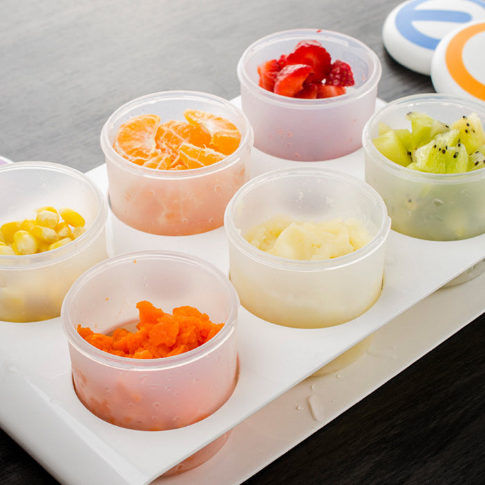 Baby Food Dispenser Storage Box
