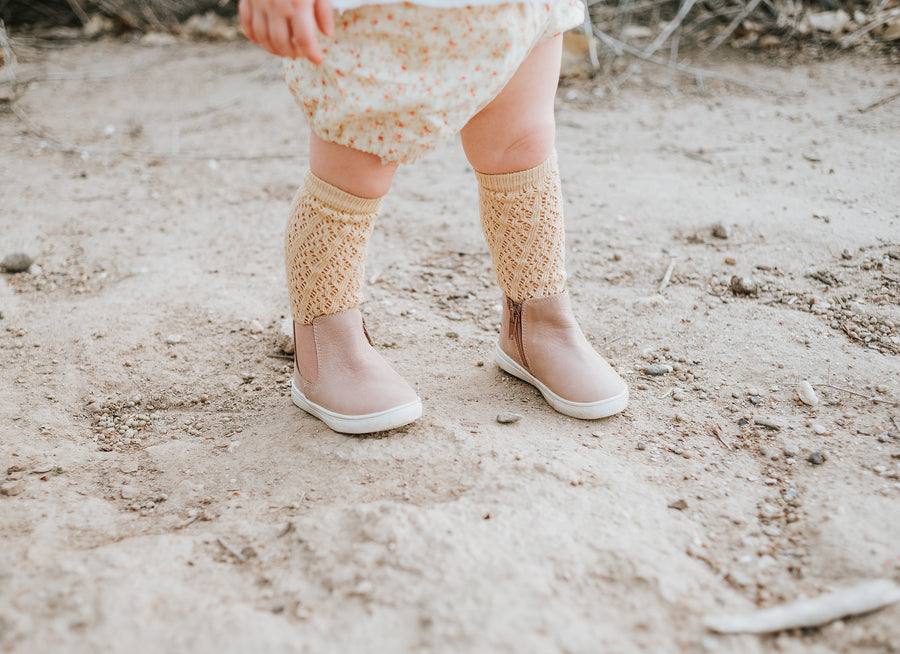 boho toddler boots