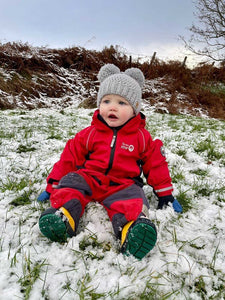 Exploring winter guest blog: @outdoormum_ - 5 tips for walking with kids in the winter