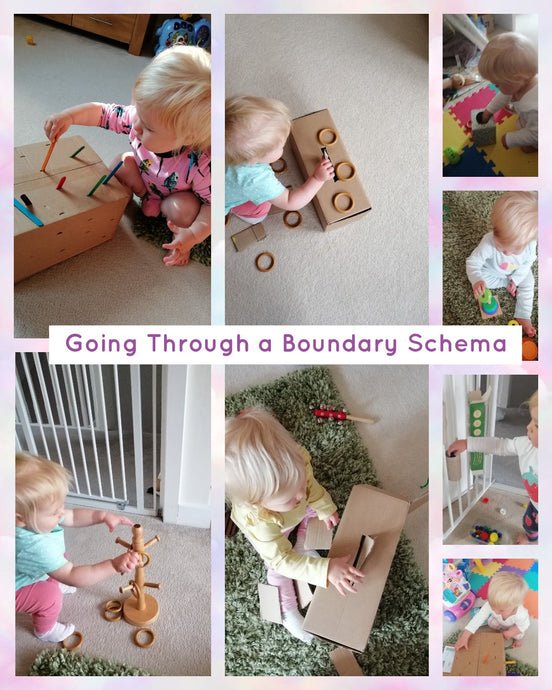 Guest blog: Mug trees, posting boxes and shape sorters - going through a boundary schema