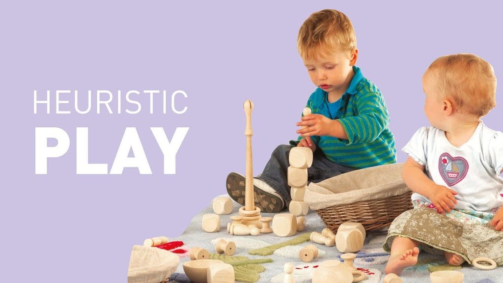 Heuristic play and loose parts (part 1)