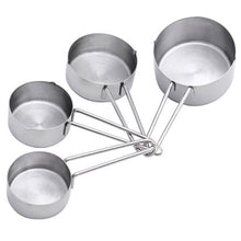 Load image into Gallery viewer, Stainless steel measuring cups
