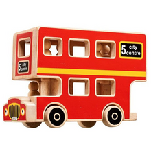 Load image into Gallery viewer, Lanka Kade city bus play set