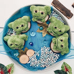 Five Little Speckled Frogs song bag