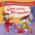The Elves and the Shoemaker book