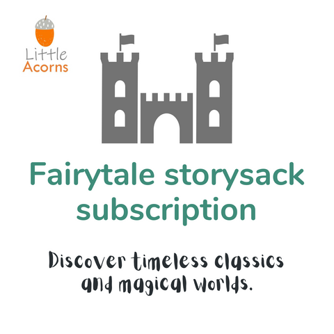 Fairytale storysack subscription
