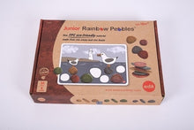 Load image into Gallery viewer, Eco friendly junior rainbow pebbles