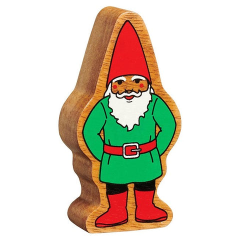 Lanka Kade red and green gnome