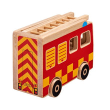 Load image into Gallery viewer, Lanka Kade fire engine play set