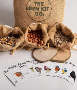 Make a pizza for the birds kit