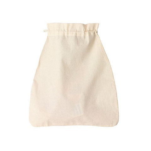 Extra large cotton storage bag