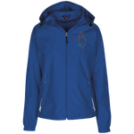 Water Goddess Ladies' Jersey-Lined Hooded Windbreaker