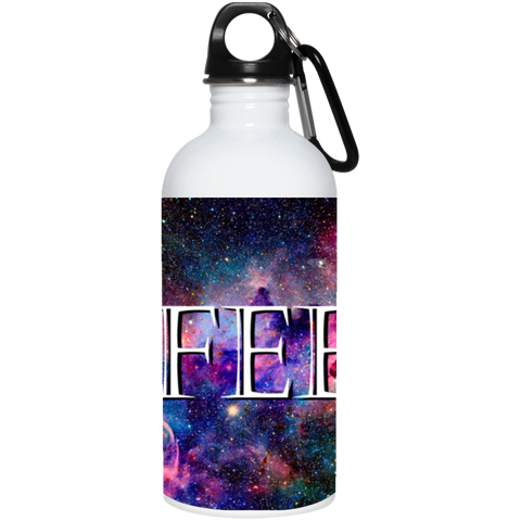 "WATER GODDESS ""6 FEET"" 20 oz. Stainless Steel Water Bottle"