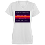 "Water Goddess ""Rules of the Road"" Wicking T-Shirt"