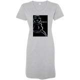 "Ladies' ""Water Goddess 'Worthy'"" V-Neck Fine Jersey Cover-Up"
