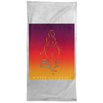Water Goddess Hand/Golf/Gym Towel - 15x30