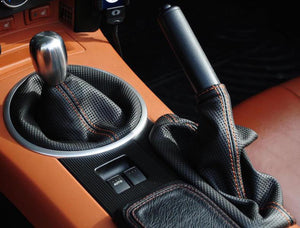 Shifter + e-Brake Boots for Mazda MX-5
