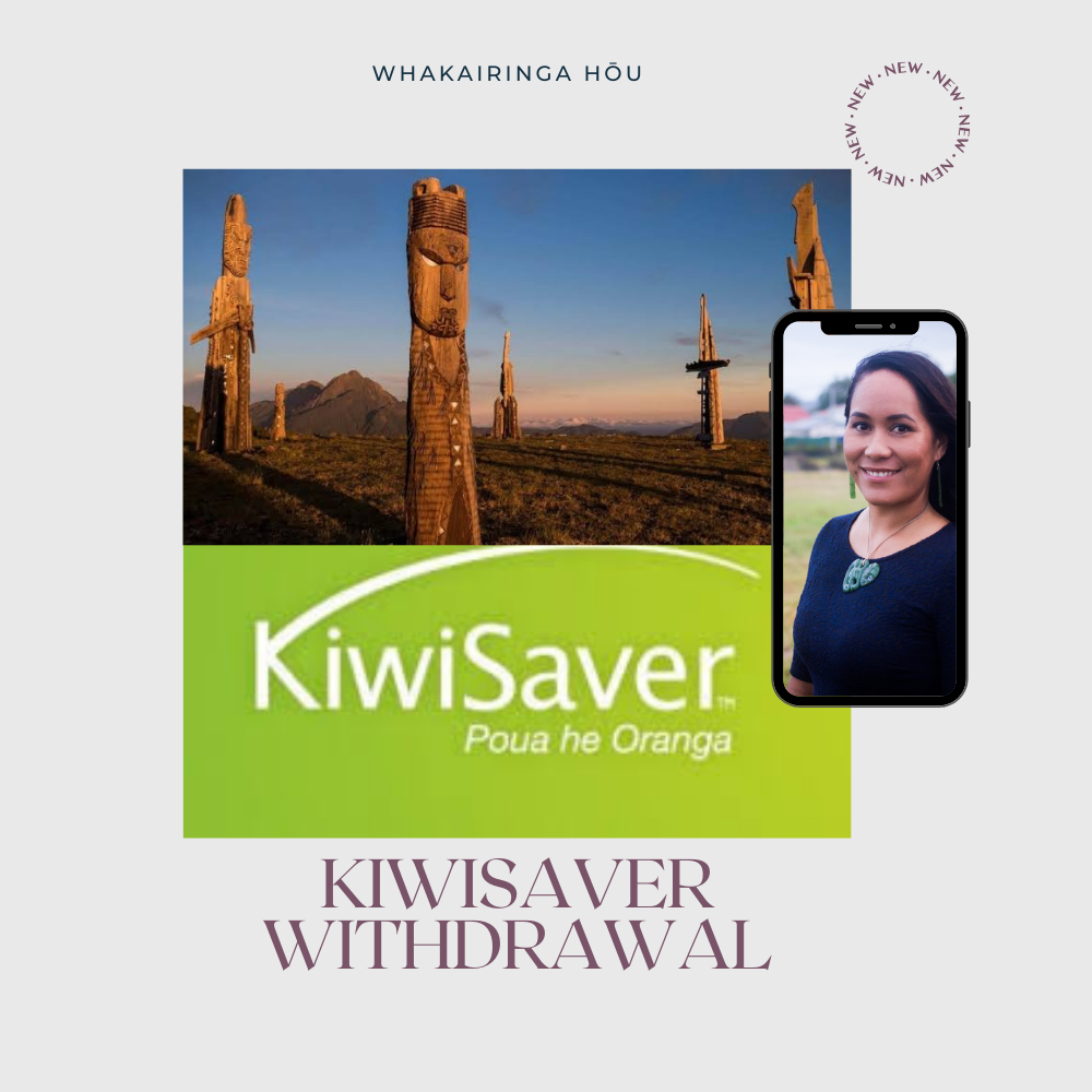 Being a Trustee of a property or receiving inherited property can affect your Kiwisaver withdrawal