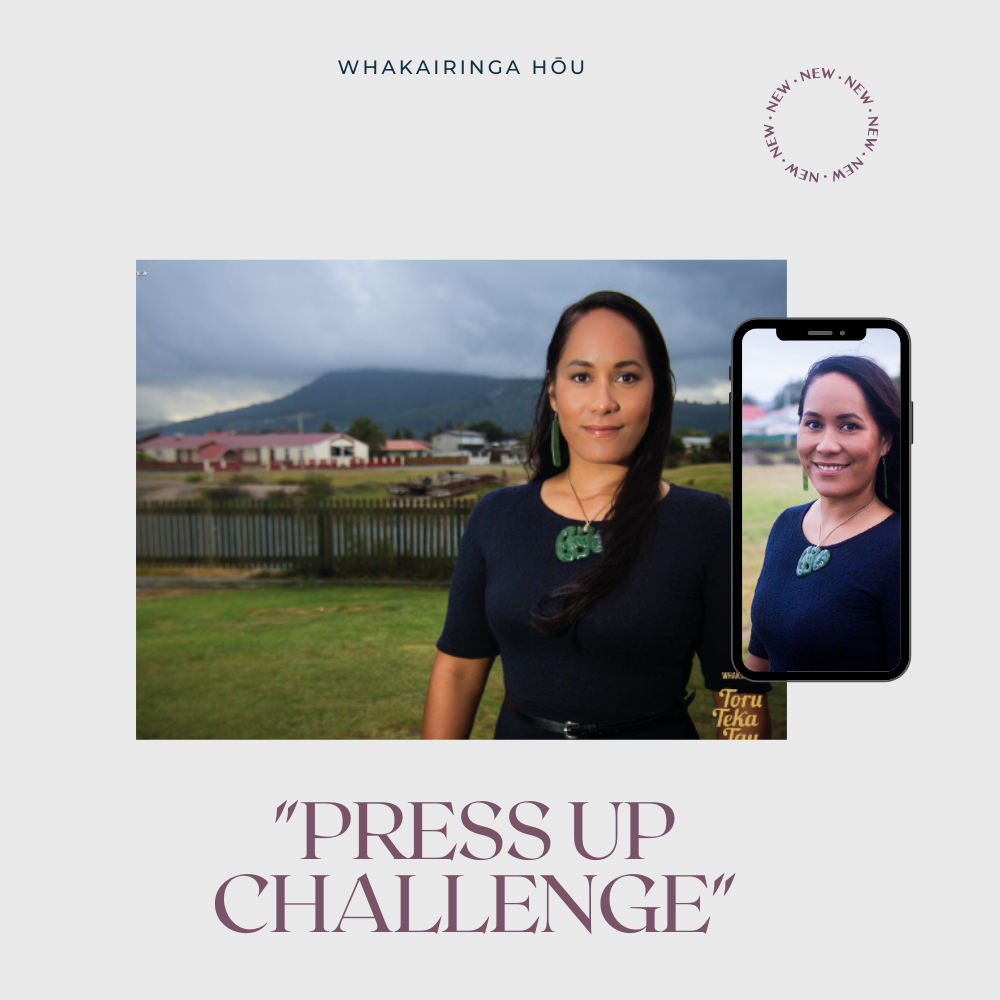 "Hitting Hard Times as a small business - 25 ""Press up Challenge"""