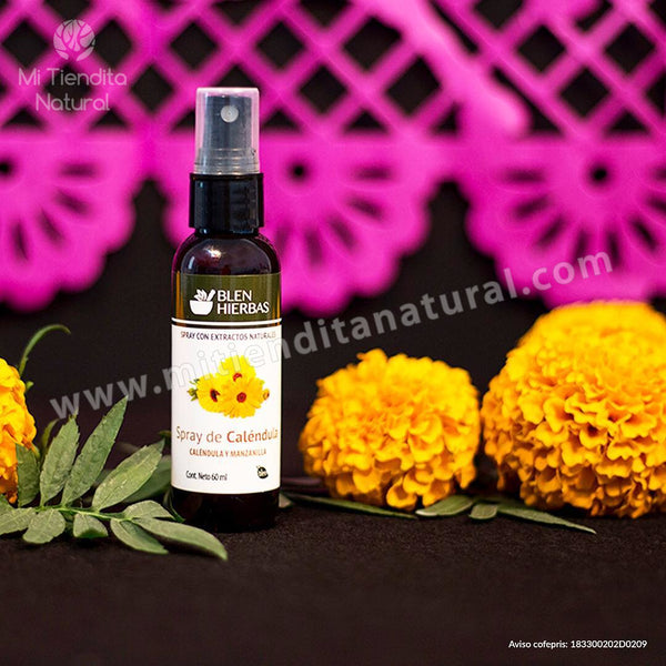 Spray de Calendula
