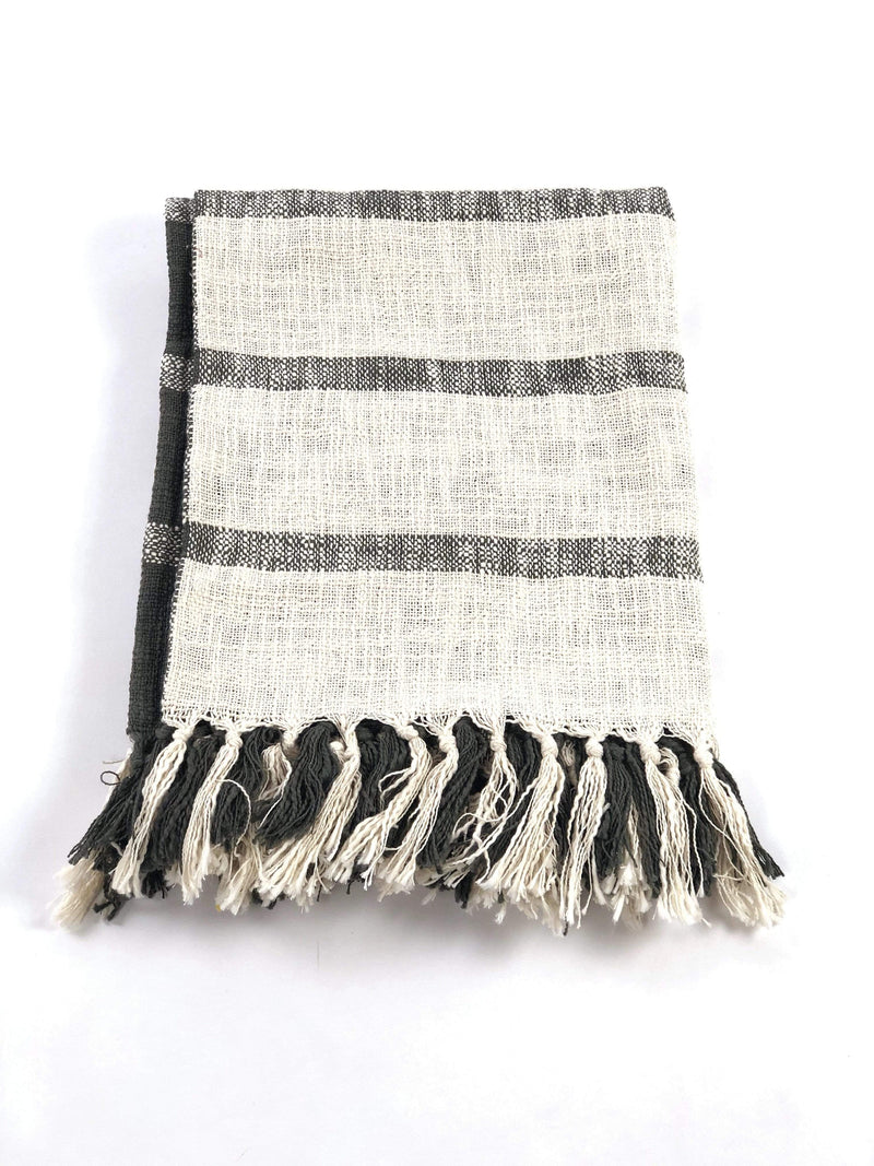 Bryar Wolf Blanket or Throw FALAK