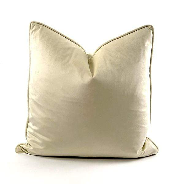 Bryar Wolf Handmade Decorative Throw Pillows PEARL