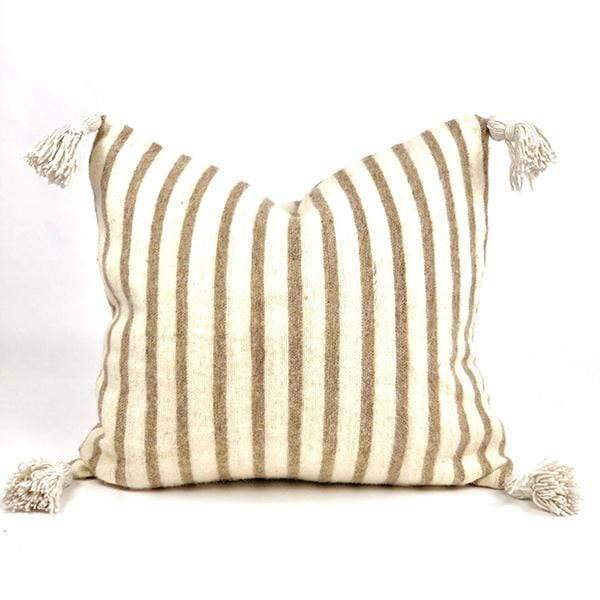 Bryar Wolf Handmade Decorative Throw Pillows SAMI