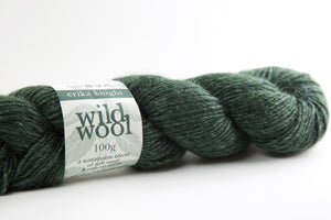 Erika Knight Wild Wool Aran/10ply