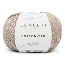 Load image into Gallery viewer, Katia Concept Cotton Yak