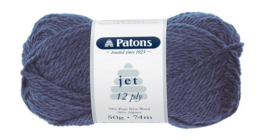 Patons Jet 12ply