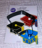 Wilton Graduation Cookie Cutter New Celebration