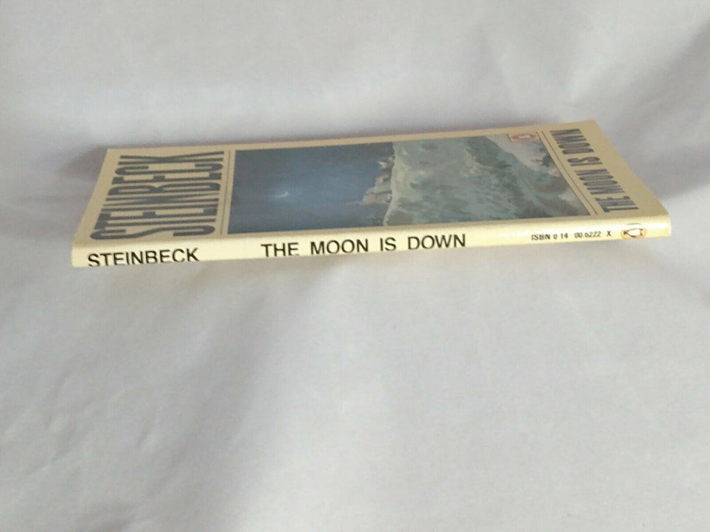The Moon Is Down by Steinbeck