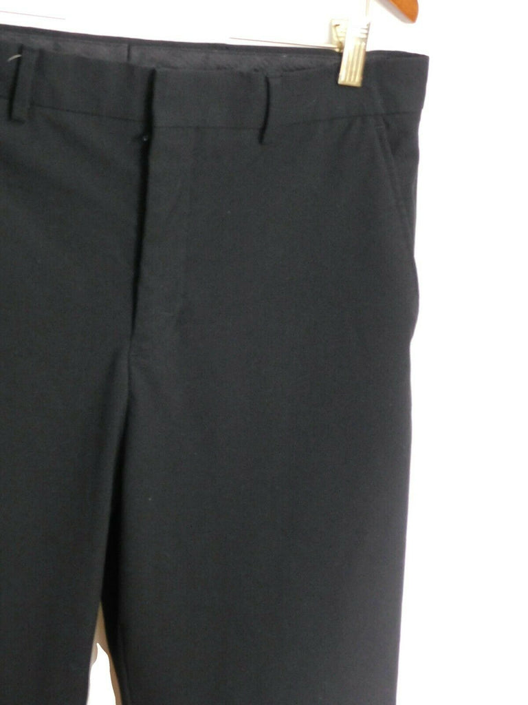 JF J. Ferrar Mens Slim Fit Dress Pants 32 IN 32 Black