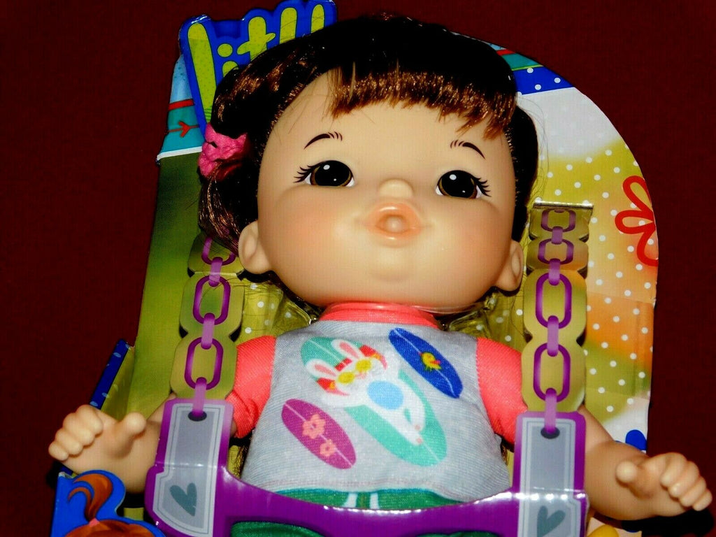 "Littles by Baby Alive Littles Squad - Little Maya 9"" Doll With Comb Ages 3+"