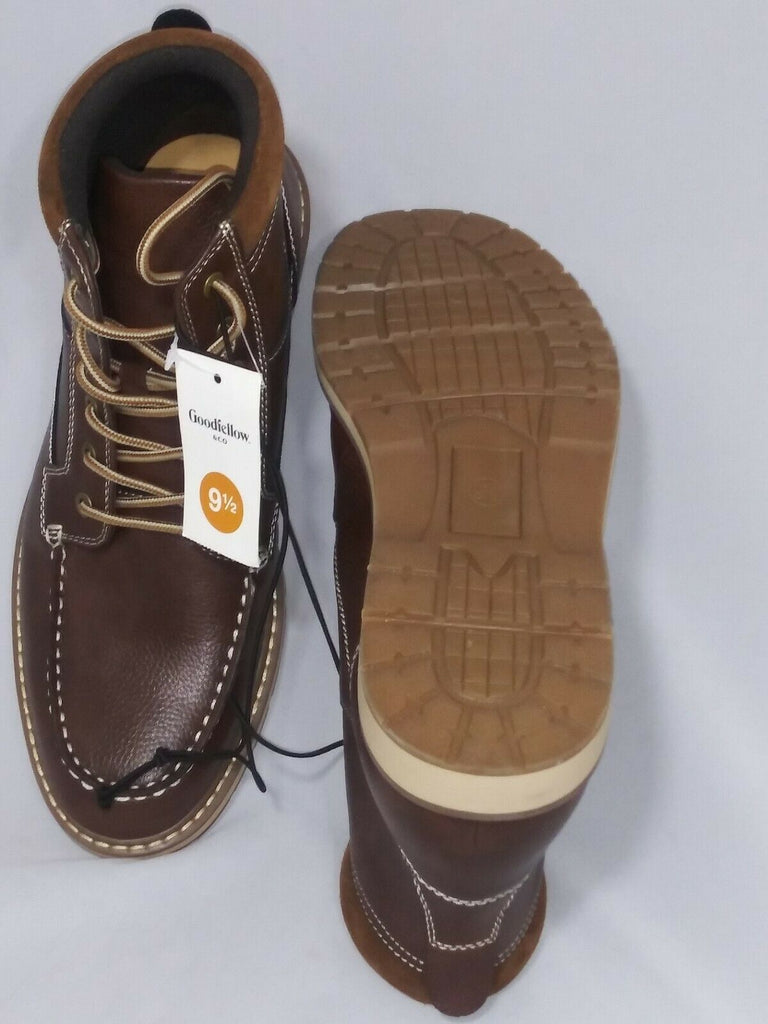 Goodfellow & Co Men's Jarret Fashion Boots Brown Size 9.5