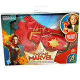 CAPTAIN MARVEL Red Photon Power FX Glove Character Hasbro Activator Ages 5+
