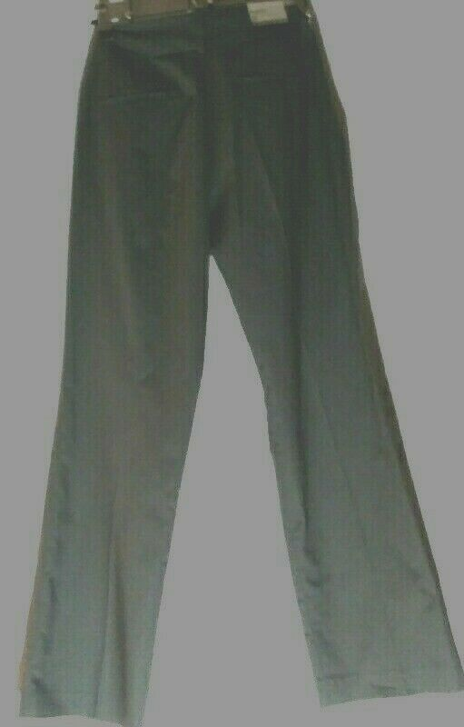 Banana Republic Stretch Martin Fit Career Dress Pants Gray Trousers Size 10R