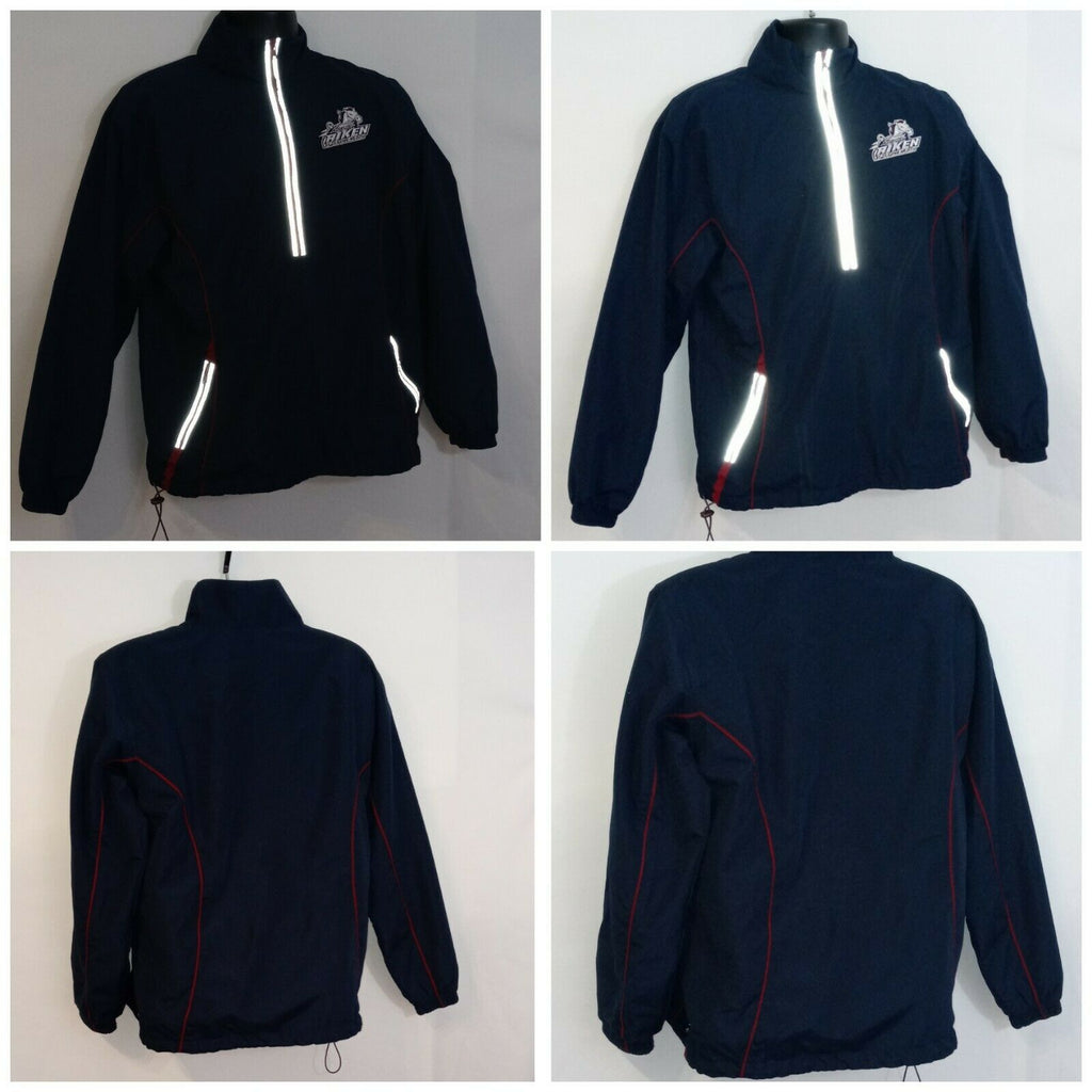 NordicTrack USC Aiken Pacers Patch Pullover Wind-shirt RN#15039