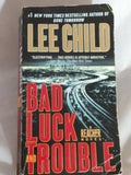 Bad Luck and Trouble by Lee Child (2009 Paperback)