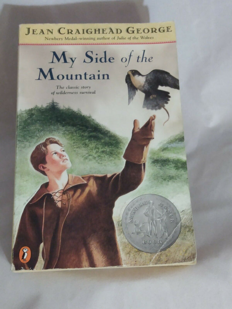 My Side of the Mountain by Jean Craighead George (1999, paperback)