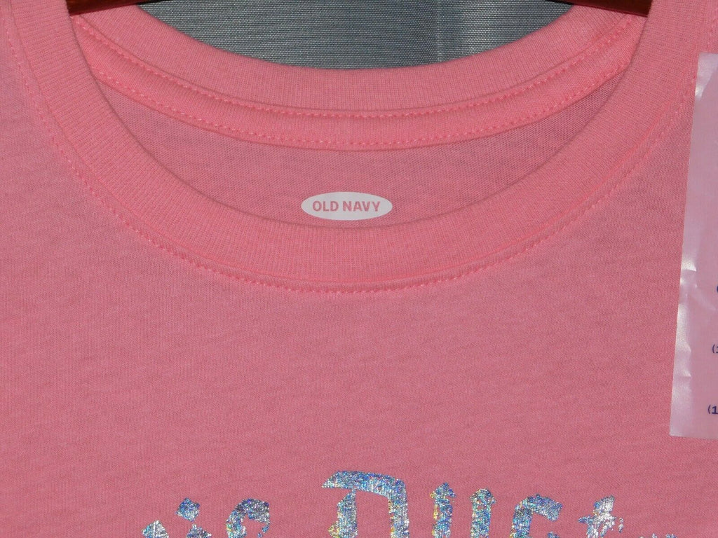 Old Navy Disney Pixar Onward Pixie Dusters Girls Graphic T-shirt Size L (10-12)