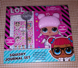 LOL Surprise Try Me I'M Squishy - Squishy Journal Set