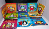 Basher Book Series: Published by Kingfisher Lot of 11 Books - STEPSHEY