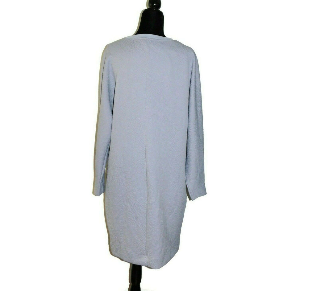 Women's Long Sleeve Crewneck Dress - Prologue Lilac L/XL